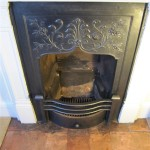 Replacement firegrate for Victorian hearth