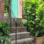 Slender Garden Handrails